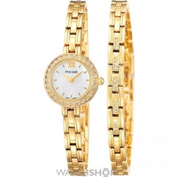 Buy Ladies Pulsar Gift Set Watch PEGG52X2 online