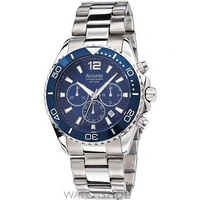 Buy Mens Accurist Chronograph Watch MB946NN online