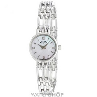 Buy Ladies Rotary Silver Watch LB20087-01 online