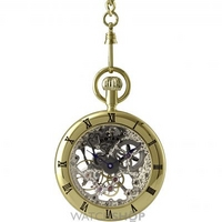 Buy Rotary Pocket Skeleton Mechanical Watch MP00725-21 online