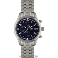 Buy Mens Rotary Chronograph Watch GB02680-05 online