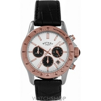 Buy Mens Rotary Exclusive Chronograph Watch GS00066-06 online