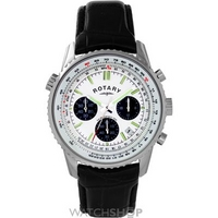 Buy Mens Rotary Exclusive Chronograph Watch GS00067-06 online