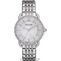 Buy Ladies Bulova Diamond Watch 96R146 online