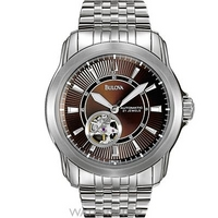Buy Mens Bulova Automatic Watch 96A101 online