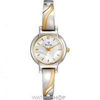 Buy Ladies Bulova Diamond Watch 98P132 online