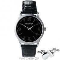 Buy Mens Sekonda Cufflink Gift Set Watch 3071G online