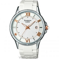 Buy Ladies Casio Sheen Watch SHE-4024-7AEF online