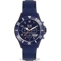 Buy Unisex Ice-Watch Chrono Matt Blue Chronograph Watch CHM.BE.B.S.12 online