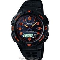 Buy Mens Casio Alarm Chronograph Watch AQ-S800W-1B2VEF online
