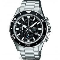 Buy Mens Casio Edifice Chronograph Watch EFM-501D-1AVEF online