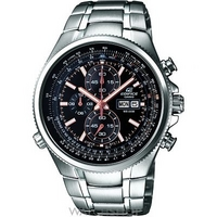Buy Mens Casio Edifice Chronograph Watch EFR-506D-1AVEF online