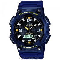 Buy Mens Casio Alarm Chronograph Watch AQ-S810W-2AVEF online
