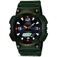 Buy Mens Casio Alarm Chronograph Watch AQ-S810W-3AVEF online