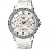 Buy Ladies Casio Sheen Watch SHE-3023-7AER online