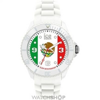 Buy Unisex Ice-Watch Ice-World Mexico Watch WO.MX.B.S.12 online