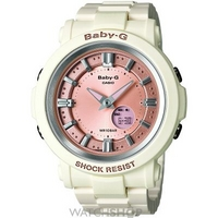 Buy Ladies Casio Baby-G Alarm Watch BGA-300-7A2ER online