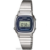 Buy Ladies Casio Alarm Chronograph Watch LA670WEA-2EF online