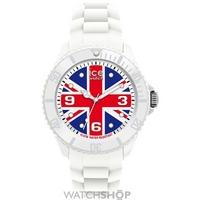 Buy Ladies Ice-Watch Ice-World United Kingdom Watch WO.UK.S.S.12 online