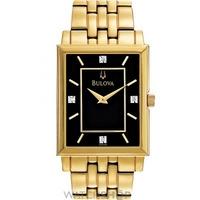 Buy Mens Bulova Diamond Watch 97D103 online