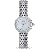 Buy Ladies Bulova Essentials Watch 96P122 online