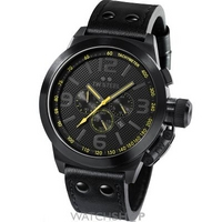 Buy Mens TW Steel Cool Black Colour Edition Chronograph 50mm Watch TW0901 online