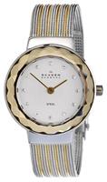 Buy Skagen Ladies Swarovski Crystal Watch - 456SGS1 online
