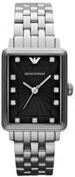 Buy Emporio Armani Dino Ladies Stone Set Watch - AR1665 online
