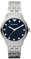 Buy Emporio Armani Classic Ladies Stone Set Watch - AR1653 online
