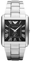 Buy Emporio Armani Mens Seconds Dial Watch - AR1642 online