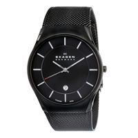 Buy Skagen Mens Titanium Watch - 956XLTBB online