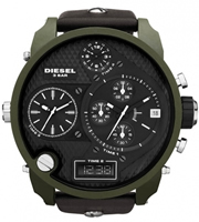 Buy Diesel Super Bad Ass Big Daddy Mens Chronograph Watch - DZ7250 online