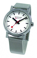 Buy Mondaine A6583030011SBV Quartz Evo Mens Watch online