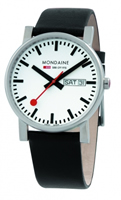 Buy Mondaine A6673034411SBB Quartz Evo Day - Date Mens Watch online