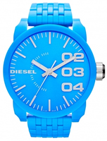 Buy Diesel Franchise Mens Blue Watch - DZ1575 online