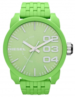 Buy Diesel Franchise Mens Green Watch - DZ1574 online