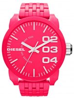 Buy Diesel Franchise Mens Pink Watch - DZ1573 online