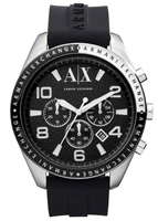 Buy Armani Exchange Zacharo Mens Chronograph Watch - AX1250 online