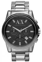 Buy Armani Exchange Banks Mens Swarovski Crystals Watch - AX2092 online