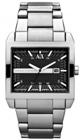 Buy Armani Exchange Tenno Mens Stainless Steel Watch - AX2200 online