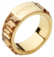 Buy DKNY NJ1821040 Ladies Ring Size 8 online