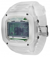 Buy Shark 101184 Mens Killer Shark Skeleton Watch online
