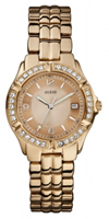 Buy Guess Stoned Bubble Ladies Date Display Watch - W0148L3 online