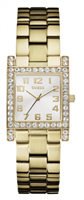 Buy Guess Stylist Ladies Gold-plated Watch - W0128L2 online