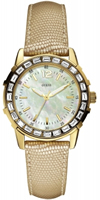 Buy Guess Girly B Ladies Mother of Pearl Dial Watch - W0019L3 online