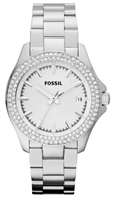 Buy Fossil Retro Traveller Ladies Stone Set Watch - AM4452 online