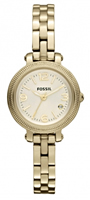 Buy Fossil Heather Ladies Gold-plated Watch - ES3194 online
