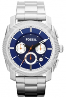 Buy Fossil Machine Mens Exposed Mechanism Watch - FS4791 online