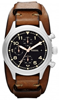 Buy Fossil Compass Mens Chronograph Watch - JR1430 online