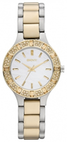 Buy DKNY Essentials & Glitz Ladies Mother of Pearl Dial Watch - NY8742 online